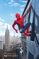 """新スパイダーマン、""""アベンジャーズ・タワー""""からNYを見下ろす!"""