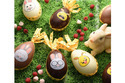 フレデリック・カッセルのイースターは、ユーモアあふれるウサギの絵文字ショコラ