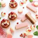フレデリック・カッセル、4月のインスピレーションは春を感じさせる「イチゴ」がテーマ