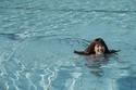 AKB48入山杏奈、極寒プールで溺れる姿すら可愛い「救助させて」「何をしてても無敵」の声
