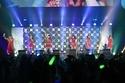 Little Glee Monster、「チェリー」「3月9日」…ヒット曲混合メドレーが圧巻<セットリスト>
