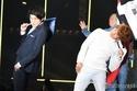 """""""W小栗旬ものまね""""がランウェイ登場 「まーきのっ」で観客沸かす<TGC2017 S/S>"""