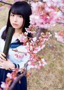 """欅坂46長濱ねる""""新生活""""で抜群の透明感発揮"""