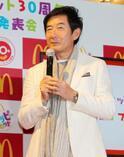 石田純一、4歳息子とのゴルフ特訓語る「18ホール回れるようになった」