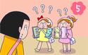 娘の学用品購入に「女子の買い物」を垣間見る(前編)【双子を授かっちゃいましたヨ☆ 第5話】