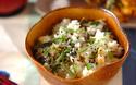 山菜のうまみ&モチモチ食感! 春の山菜おこわ