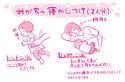 「寝るスタイルも赤子それぞれ」 栗生ゑゐこの赤ちゃんカルタVol.37