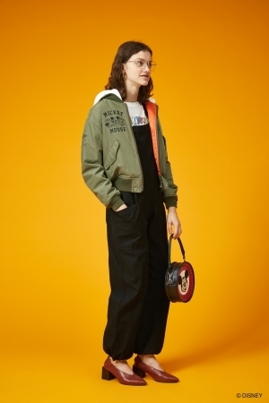 MOUSSY(マウジー)スペシャルコレクション「Disney SERIES CREATED by MOUSSY」2019 AUTUMN COLLECTION発売の6枚目の画像