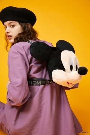 MOUSSY(マウジー)スペシャルコレクション「Disney SERIES CREATED by MOUSSY」2019 AUTUMN COLLECTION発売の4枚目の画像