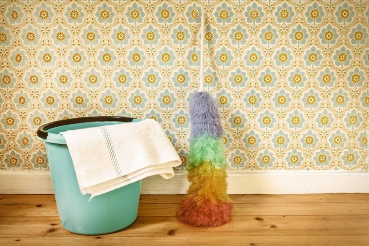 壁紙の掃除 忘れていませんか こまめにやりたい日々のお手入れ方法 ローリエプレス