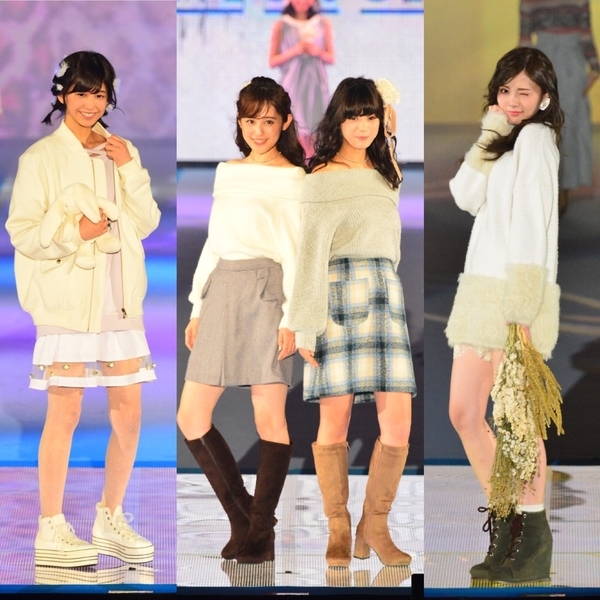 (C)GirlsAward 2016 AUTUMN / WINTER by マイナビ