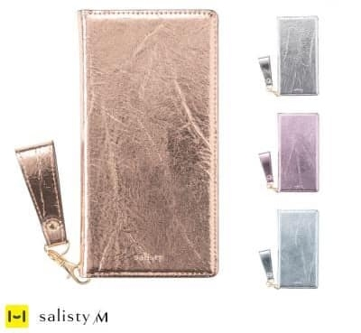 M S/S shiny diary case 税抜2400円