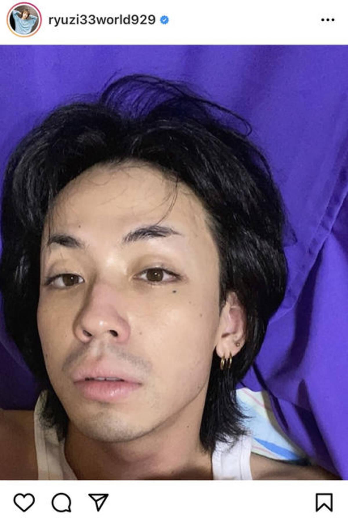黒髪りゅうちぇるのすっぴんショットが「プリンスにめっちゃ似てる」と話題 - ローリエプレス