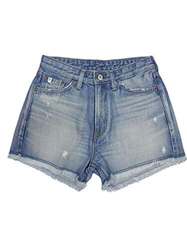 EDWIN E STANDARD for Ladies ED08L-146 CUT OFF SHORTS (S)