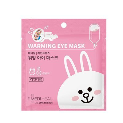 MEDIHEAL Line Friends Warming Eye Mask