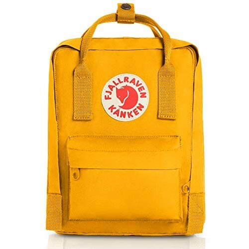 [フェールラーベン] FJALL RAVEN Kanken Mini 23561 141 Warm Yellow