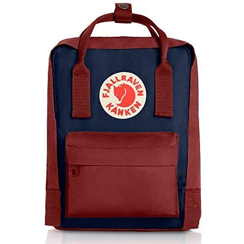 [フェールラーベン] FJALL RAVEN Kanken Mini 23561 540-326 Royal Blue/Ox Red