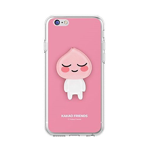 iPhoneX iPhone7 iPhone8 カカオフレンズ カード収納 kakao friends 正規品 ケース カカオ カード スライド iPhone7 plus iPhone8 PLUS iPhone7PLUS ケースカバー カバー BUMPER CASE バンパー goospery iphone7case iphone7pluscase card (iPhone7 Plus/iPhone8 Plus, アピーチ)