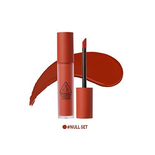 [3CE] ソフトリップロッカー Soft Lip Lacquer (Null Set)