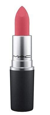 MAC Powder Kiss Lipstick A Little Tamed