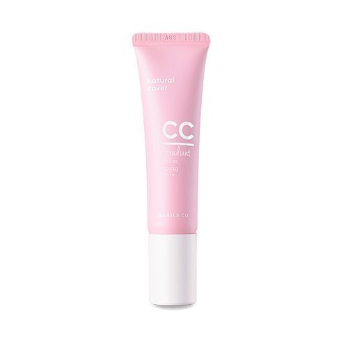 [BANILA CO] バニラコイッラディアントCCカバークリーム 30ml / banila co it radiant CC cover cream SPF30 PA++ natural cover (Light Beige) [並行輸入品]