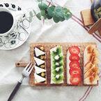 Instagramで話題! ホームパーティや朝食が簡単にオシャレになる「スティックオープンサンド」レシピ6選