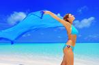 夏の終わりを前に。最後の水着姿をキュートに印象付ける着こなし術