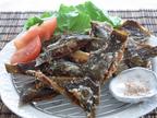 『簡単おつまみレシピ』意外と簡単♪カリっと骨まで美味しく食べれるカレイの唐揚