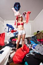 週末にまとめて片付けるのはイヤ!部屋を散らかさない6つの方法