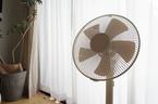 この夏のオシャレ家電発見!デザイン性と機能を両立した扇風機は±0(プラスマイナスゼロ)!