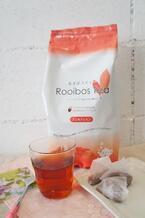 飲んで美人に? Tea Lifeのノンカフェインの美しい赤いルイボスティーには抗酸化作用&ビタミンが!