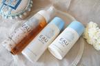 アクネ菌、肌荒れ菌を海の恵みで中和、自然派化粧品「EAU de nature(オー デュ ナチュール)」