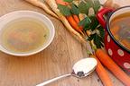 風邪を引いたら飲みたい栄養満点スープ