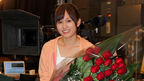 『もしドラ』前田敦子クランクアップ! 真冬の撮影に半袖で高校野球の女子マネ熱演