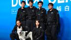 戸田恵梨香、40キロの犬に引きずられるも共演陣は心配どころか爆笑!