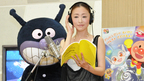 松雪泰子、真夜中の声優練習に子供もびっくり!?