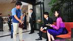 鈴木京香、紫ドレスでオーラむんむん! 『セカンドバージン』の手応え明かす