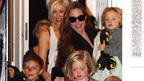 アンジェリーナ・ジョリー、子連れでセレブママ友、グウェン・ステファニー宅を訪問