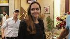 アンジェリーナ・ジョリー、UNHCR親善大使としてリビアを訪問