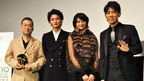 【TIFFレポート】岡田将生&原田泰造 通訳付き映画祭公式上映にハイテンション!