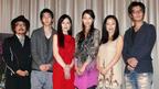 水野美紀、冨樫真、神楽坂恵、過激な舞台挨拶に客席は大盛り上がり