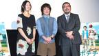 満席御礼! 濱田岳&中村義洋監督が『ポテチ』を引っさげ、仙台に凱旋