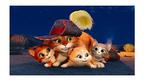 ネコのぶりっ子対決炸裂! 『長ぐつをはいたネコ』スピンオフムービーが誕生