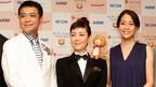 戸田恵子、「アンパンマン」で鍛えた技を披露 「たくさんの子供に映画を紹介したい」