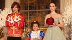 """リリー・コリンズが初来日! キュートな""""プリンセス太眉""""で日本のファンを魅了"""