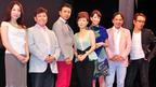 こどものための映画祭開幕! 戸田恵子、内田恭子らがライヴ吹き替えに挑戦
