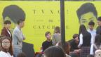 「東方神起」ユノ&チャンミンが釜山映画祭でサイン会 日本人ファンも大熱狂!