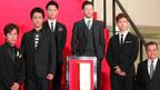 西田敏行「完璧な顔だね」、映画初出演の東方神起・チャンミンにホレボレ!?