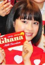 広瀬すず、姉のアリスを通じてチョコを渡した甘酸っぱいバレンタインの思い出告白!
