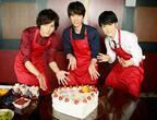 福士蒼汰ら男性陣の「5時起き!」手作りホワイトデーケーキに有村架純、大感激!